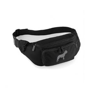 Dog Breed Bum Bag Waist Bag | Giraffe-Shop.co.uk